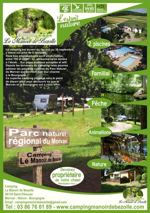 Activites Camping Manoir de Bezolle