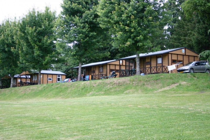 Location de chalet dans camping morvan